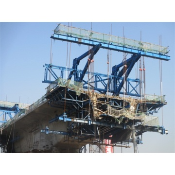 Formwork Traveller Equipment in Cantilever Construction