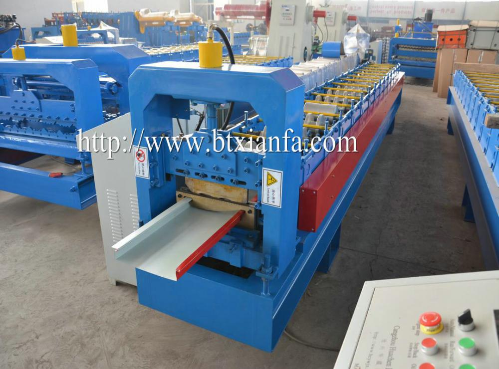 Aluminum Zinc Roofing Sheet Machine