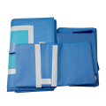 Sterile Lower Extremity Drapes Surgical Pack