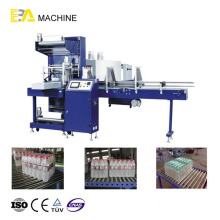 5-10Packs/min Bottle Small Shrink Wrapping Machine