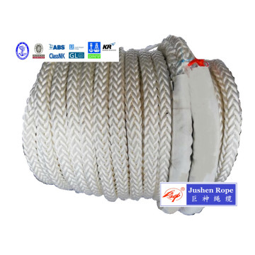 High Strength Braided Polypropylene Mooring Rope for Dock