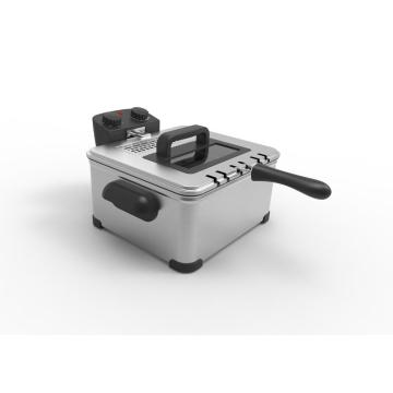 Electrical S.S 4.5L Deep Fryer with timer