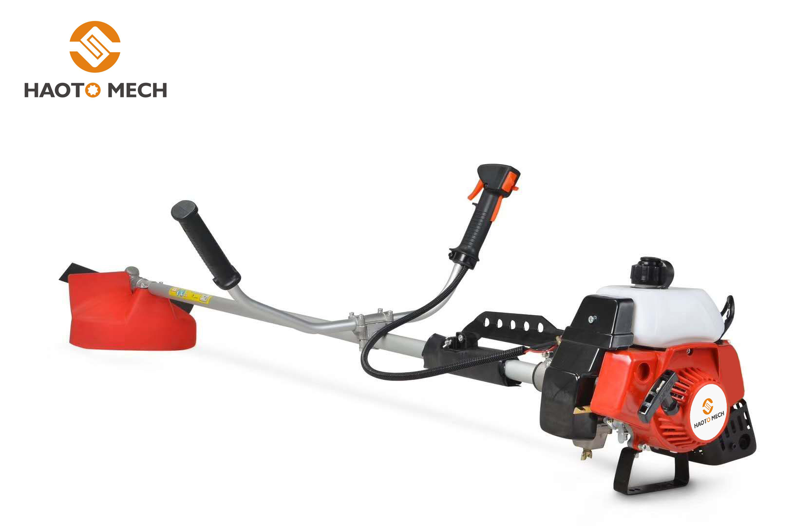 411 brush cutter 2 stroke grass trimmer