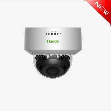 Tiandy Indoor Hikvision Ip Dome Camera With Audio