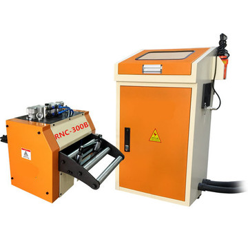 Auto Steel Sheet metal Servo Feeder Machine
