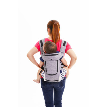 Soft Structure Back Toddler Carrier
