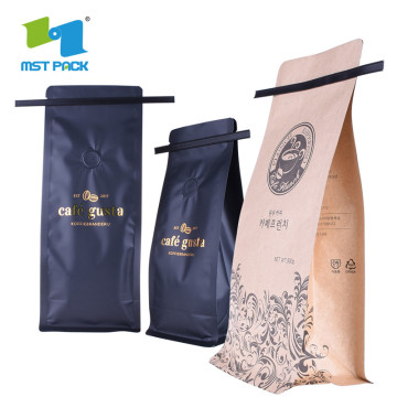 Customize Printing Coffee Filter Bag with Aluminum Foiled