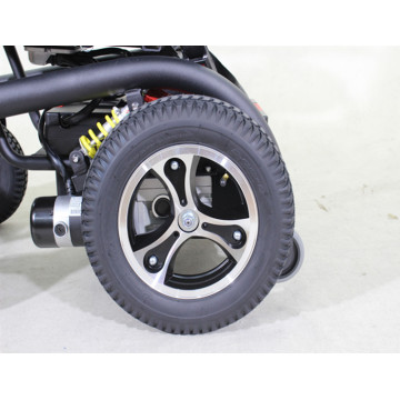The All-powerful electric wheelchair