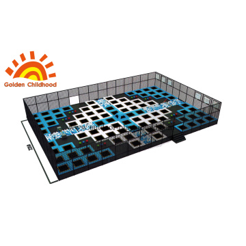 Ocean Theme Trampoline Park With Seaball