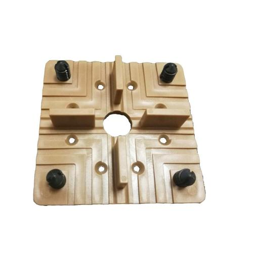 Tile connector for indoor and outdoor  floor