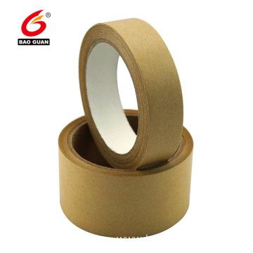 High Quality Brown Kraft Gummed Paper Parcel Packing Tape,