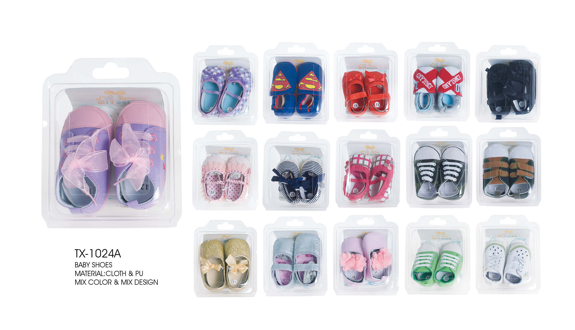 Popular Infant Shoes