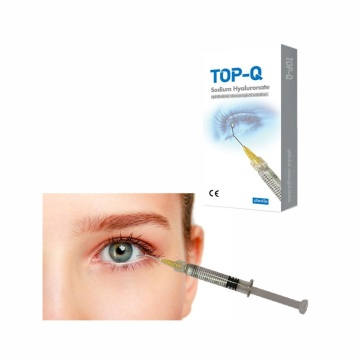 Ophthalmic Viscoelastic Eye Gel For Cataract Extraction Surgery	2ML