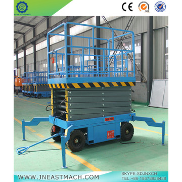 0.5t 8m Height Scissor Lift Aerial Work Platform