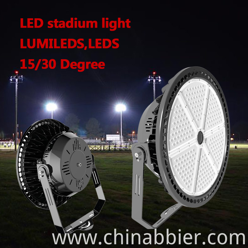 Led Stadium Flood Light (13)
