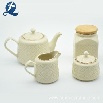 Simple household dinnerware modern restaurant ceramic tableware