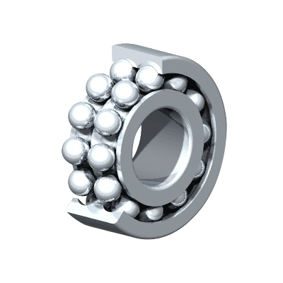 Double Row Deep Groove Ball Bearings 63200 Series