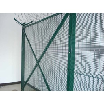 High Security Anti Climb 358  Fence