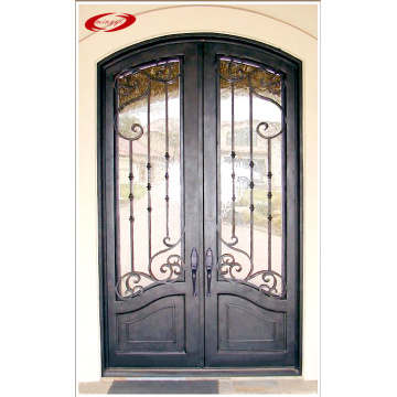 Perfect Beautiful Wrought Iron Doors