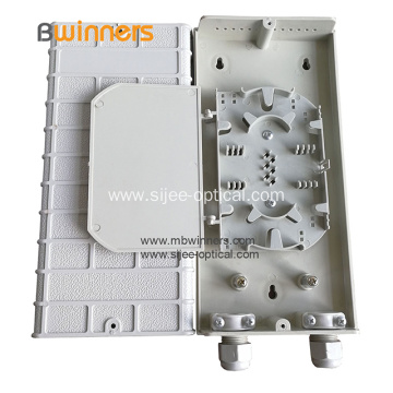 Ftth 12 Ports Fiber Optic ODF Terminal  Box
