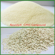 CPVC resin Chlorinated Polyvinyl Chloride
