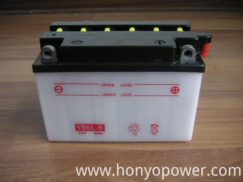 Dry Charged OEM Motorcycle Batteries