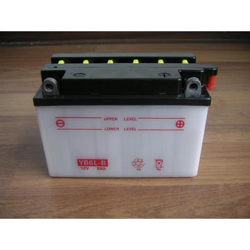 YB6L-B OEM Motorcycle Batteries 12V 6Ah