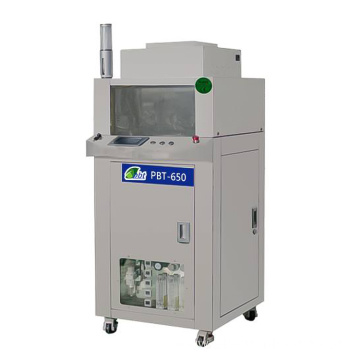 Wafer cleaning machine for  4-12 inch silicon