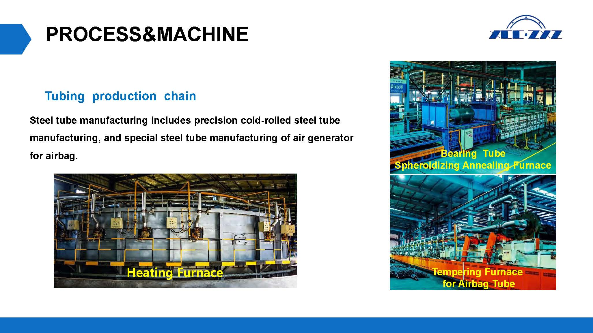 Tubing Production Line