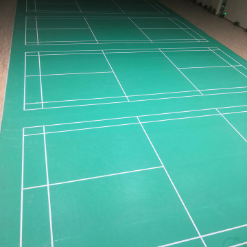 Badminton pvc flooring sports flooring badminton flooring