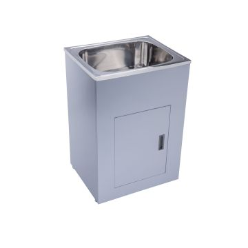Laundry Tub with Cabinet