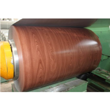 Pre-Painted Wood Finish Aluminium Coil