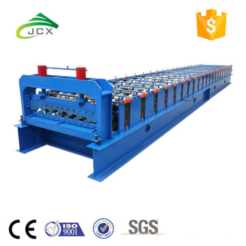 Metal shipping Carriage /car panel roll forming machine