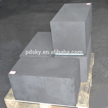 Kaiyuan special Isostatic raw material carbon graphite /molded pressing graphite blocks used for machine.