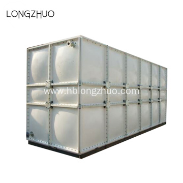 GRP Sectional Water Storage Tanks SMC Water Tank