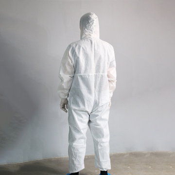 Disposable Coverall Protective Clothing Protection Suit