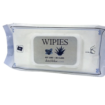 Adults Silky Soft Wet Wipes