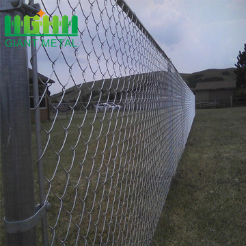 Diamond Hole Chain Link Fence Y Post