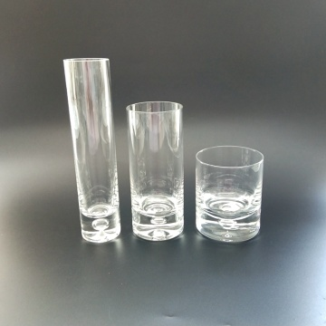 crystal glass tumbler high ball glass drinking ware