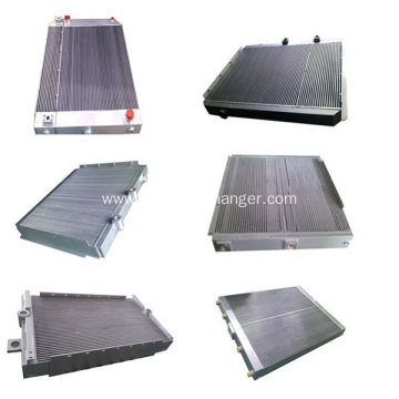 Aluminum Plate Bar Heat Exchanger