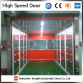 PVC Industrial Roll up High Speed ​​Door