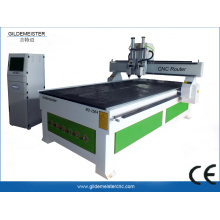 4 heads CNC Router Advertising