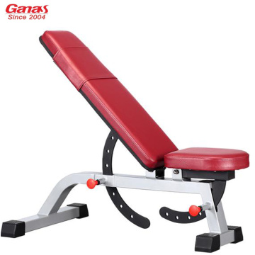 Professional Workout Equipment Gym Multi Adjustable Bench