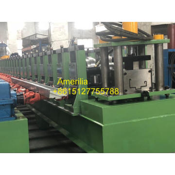 Automatic door frame making machine