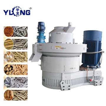 Biomass pellet making machine xgj560 In india
