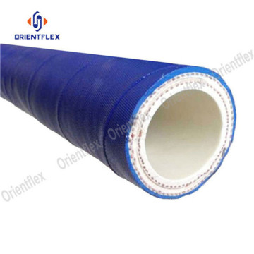 3/4 blue food grade rubber hose 200 psi