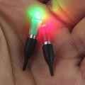 10/20/60/100 pcs CR311 Electronic Light stick Set LED Light + CR311 Green/Red Glow Stick Night Fishing Accessory B200