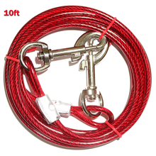 10ft Dog Tie Out Cable