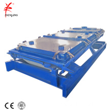 Solid liquid gyratory screening separators sifters machines