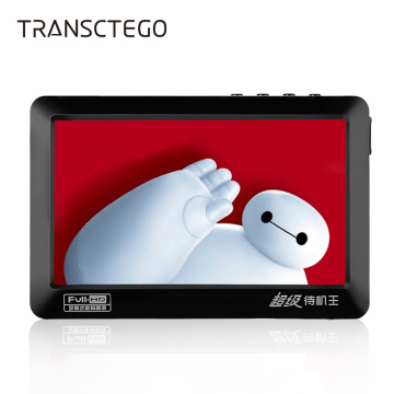 HD 8GB MP5 Player 5 inch Long Standby Touch Screen reproductor mp4 Player MP3 E-book Reading Game Player 3200mA placa de video
